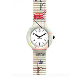 HIP HOP CITY MAP LONDON HWU0681