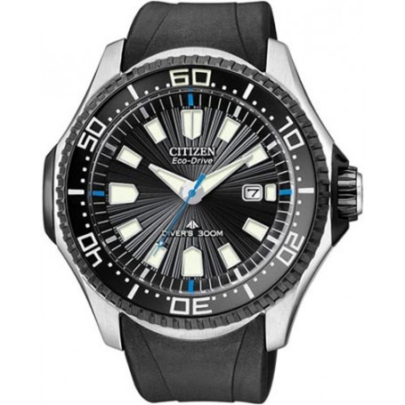 CITIZEN DIVER'S 300 ECO-DRIVE BN0085-01E